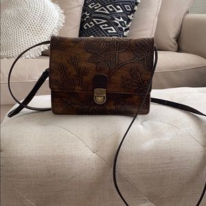 Patricia Nash Leather Crossbody